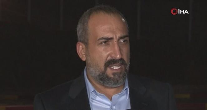 Mustafa Tokgöz: 'Bu 1 puan Samet Hoca'nın bize hoş geldin hediyesi oldu'