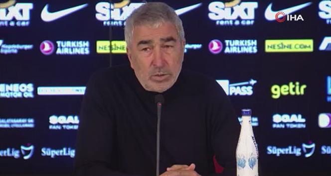 Samet Aybaba: 'Daha çok çalışacağız ve kazanan takım haline geleceğiz'