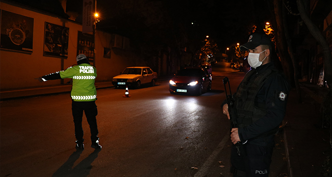 Kahramanmaraş'ta drone destekli