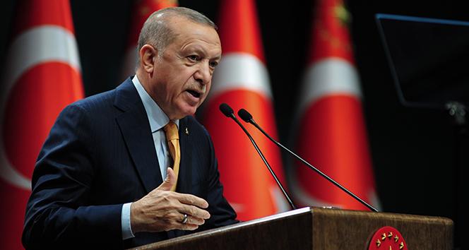 Cumhurbaşkanı Erdoğan, MYK toplantısında Arınç'la görüşmesini anlattı