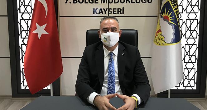 Bu hafta Kayseri'de en düşük sıcaklık -6 derece olacak