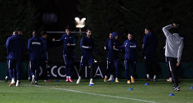 Karabağ, Sivasspor maçı hazırlıklarını tamamladı