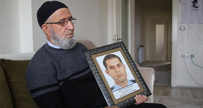 15 Temmuz şehidinin babası: 'Cezaları alınca acımız biraz hafifledi'