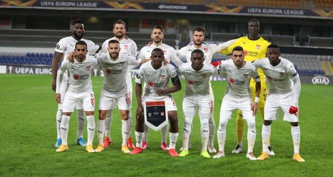 Süper Lig takımlarından Sivasspor'a tebrik