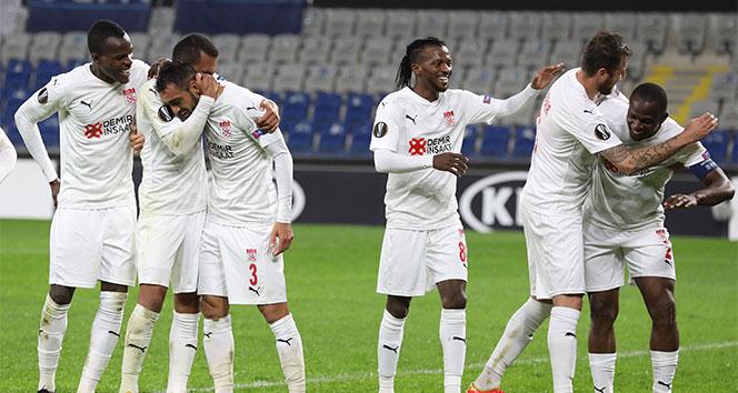 TFF'den Sivasspor'a tebrik
