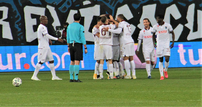 ÖZET İZLE| Ankaragücü 0-1 Trabzonspor Maç Özeti ve Golleri İzle