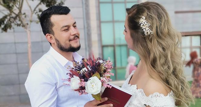 Gelin düğünden 4 gün sonra koronadan hayatını kaybetti