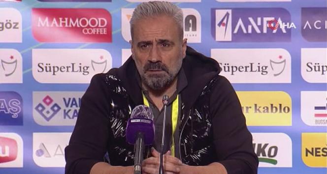 Mustafa Dalcı: 'En kötü bir puan almamız gerekiyordu'