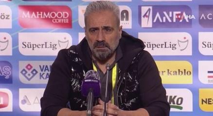 Mustafa Dalcı: En kötü bir puan almamız gerekiyordu