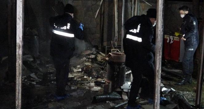 Galip Öztürk'ün yeğeninin yazlık evinde yangın: Damatları öldü