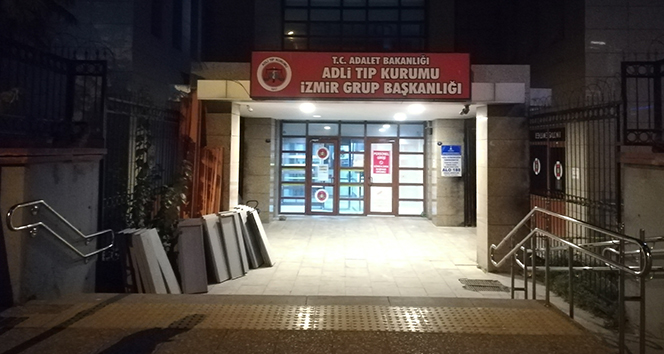 İzmir'de şüpheli ölüm!