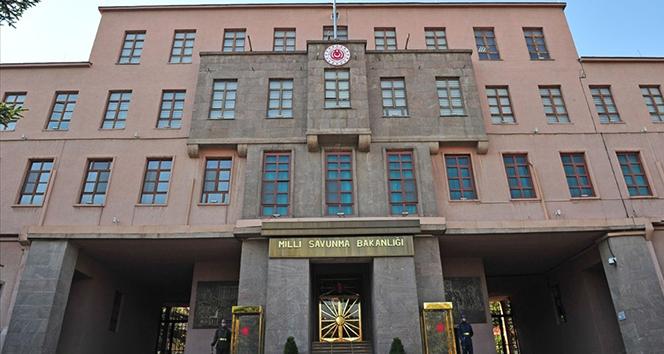 MSB: '1 DEAŞ'lı ve 1 PKK/YPG'li terörist hain emellerine ulaşamadan etkisiz hâle getirildi'