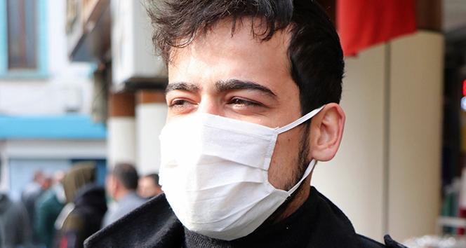 Yediği maske cezası sonrası verdiği cevap şok etti: 'İnşallah hepiniz yakalanır ceza yersiniz'
