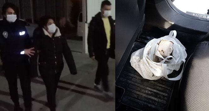 Kadir Şeker'in kurtardığı kadın eroinle yakalandı