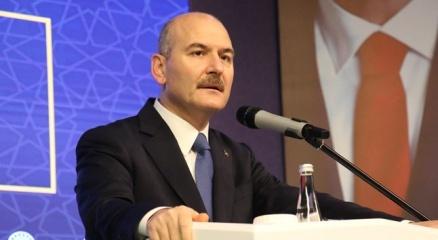 İçişleri Bakanı Süleyman Soylu: Sayın Cumhurbaşkanımızın sesinde milletin sevgisi vardı