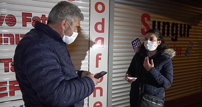 'İşten yeni çıktım' bahanesi tutmadı: 3 bin 150'şer lira ceza aldılar