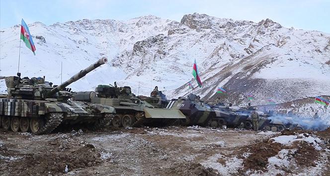 Azerbaycan, Ermenistan'la arasındaki savaşta verilen şehit sayısını açıkladı