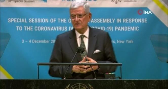 BM Genel Kurulu Başkanı Bozkır: