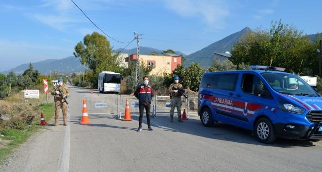 Osmaniye'de 4 köyde uygulanan karantina kaldırıldı