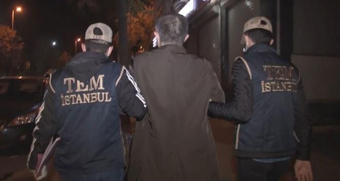 İstanbul'da FETÖ operasyonu: 35 şüpheli gözaltına alındı