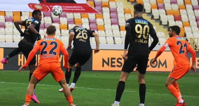 Süper Lig: Yeni Malatyaspor: 1 - M.Başakşehir: 1 (Maç sonucu)