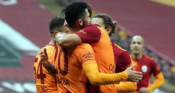 Galatasaray iç sahadaki 3. galibiyetini aldı