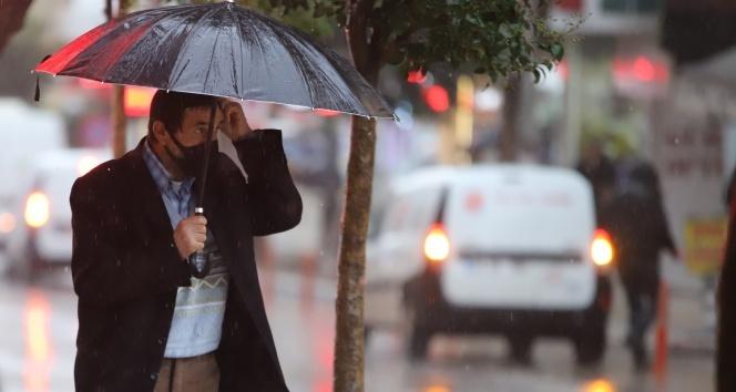 Meteoroloji açıkladı! Yağış geliyor