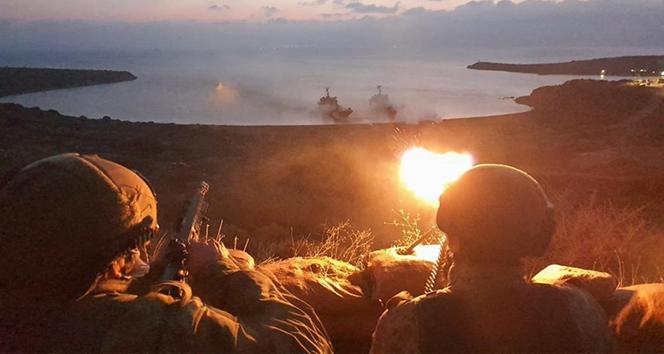 MSB: 11 PKK/YPG'li terörist etkisiz hale getirildi