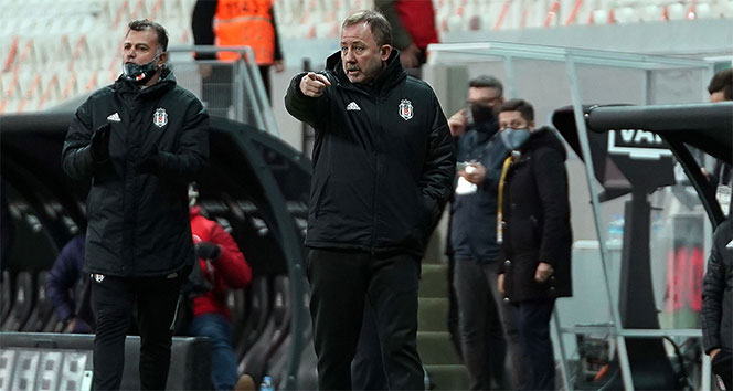 Sergen Yalçın: 'Bizim açımızdan çok zor bir maç olacak'