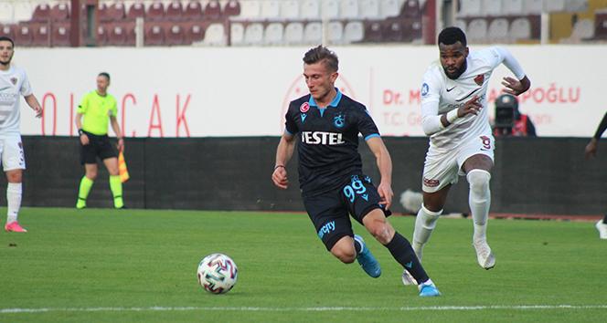 Hatayspor 0-1 Trabzonspor Maç Özeti
