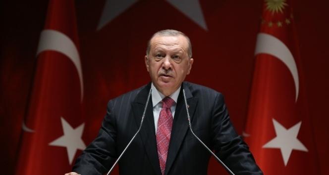 Cumhurbaşkanı Erdoğan: 'CHP'nin başındaki zat, tam 56 gündür sessiz. Neden konuşmuyor?'