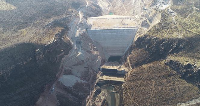 Kaymakam Çelik: 'Silvan Barajı 2021'de su tutacak'