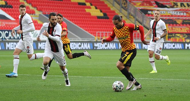 Göztepe, Fatih Karagümrük ile 1-1 berabere kaldı