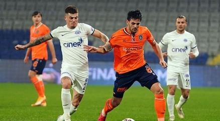 Başakşehir 2-2 Kasımpaşa | Maç sonucu