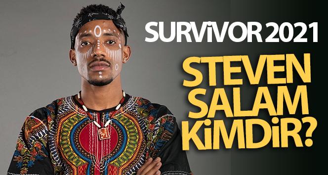 Survivor 2021 Gönüllüler takımında olan Steven Salam Kimdir? Kaç Yaşında? Mesleği Ne?