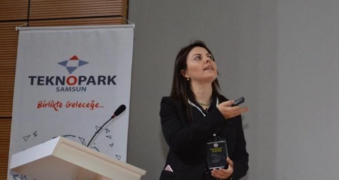 TTVG'den Samsun Teknopark girişimcisine ödül
