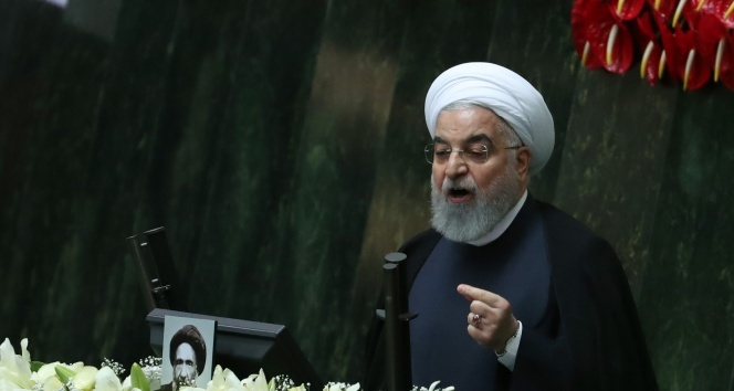 İran Cumhurbaşkanı Ruhani: 'Nükleer anlaşmaya dönmek en iyi çözüm'