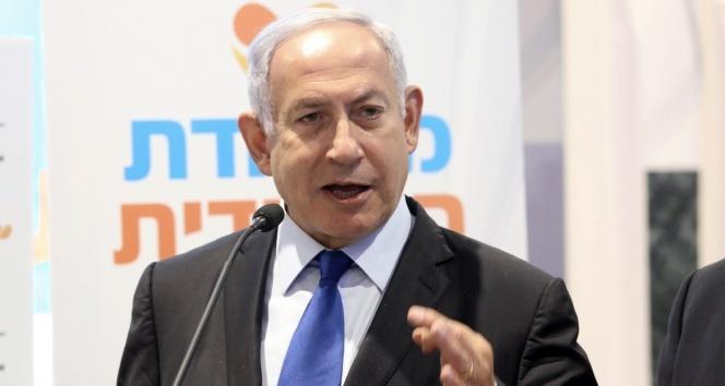 Netanyahu: 'Harekat tüm gücüyle devam ediyor'