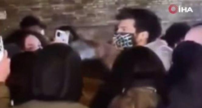 Oyuncu Can Yaman'a İtalya'da 400 euro'luk sosyal mesafe cezası