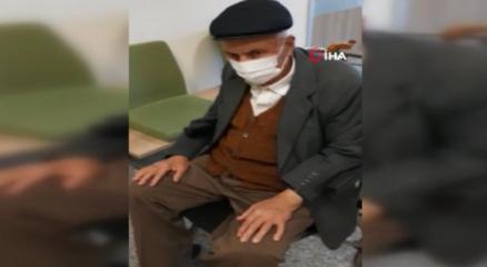 92 yaşında korona virüsü yendi