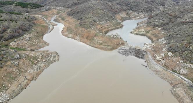 İki gün yağmur yağdı, Kırklareli barajlarında doluluk oranı arttı