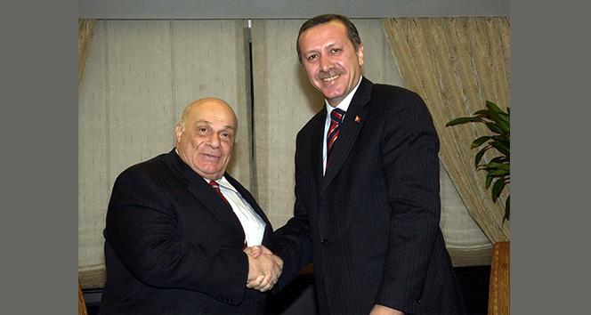 Cumhurbaşkanı Erdoğan, Rauf Denktaş'ı unutmadı