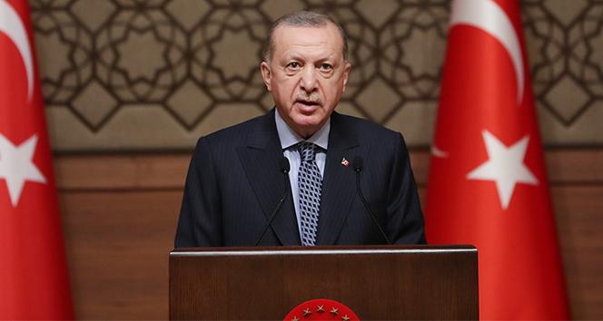 Cumhurbaşkanı Erdoğan: 'Türkiye'nin verisi Türkiye'de kalmalı'