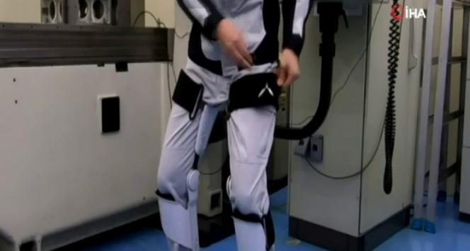 Japonya'nın giyilebilir robotları yoğun ilgi görüyor