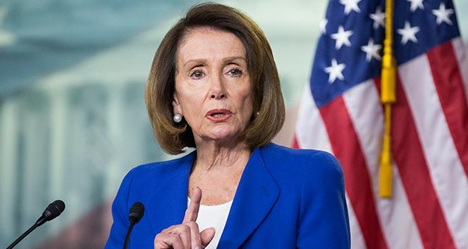 Pelosi: 'Kongre binası baskınına katılan Kongre üyesi varsa yargılanması gerekir'