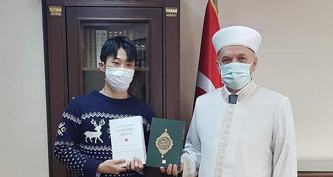 Güney Koreli Unseko Kwon Müslüman oldu