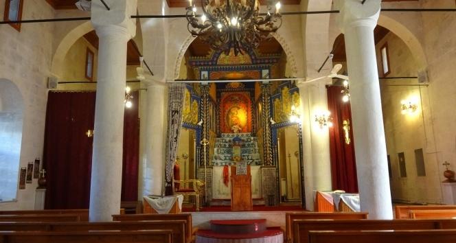 Adıyaman Mor Petrus Mor Pavlus Kilisesi, 2010 yılında restore edildi