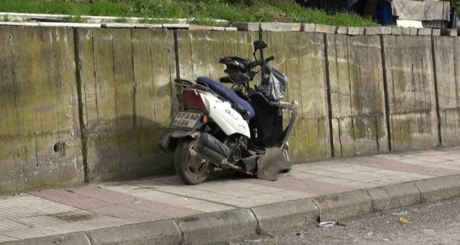 Kamyonetle çarpışan motosikletin sürücüsü hayatını kaybetti