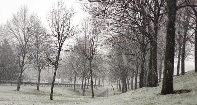 İstanbul'da kar yağışı etkili olmaya başladı