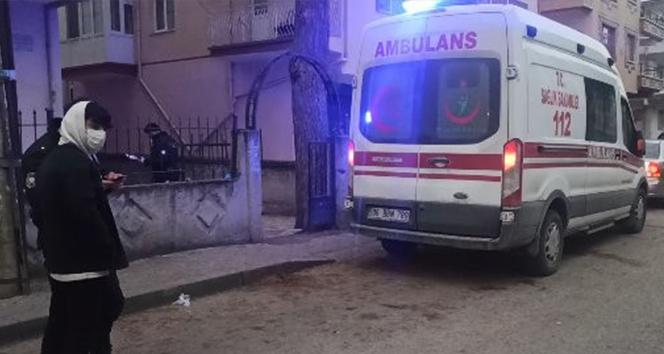 Başkent'te şüpheli ölüm